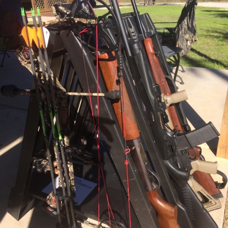 GunPro Rifle Rack